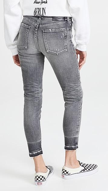 MOUSSY VINTAGE MV Cadet Skinny Jeans