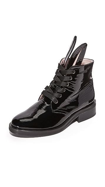 Minna Parikka Bunny Zip Boots