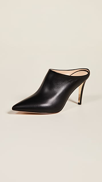 Marion Parke Mona Point Toe Mules