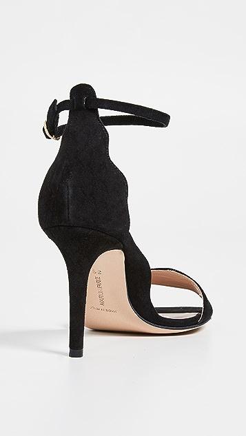 Marion Parke Fiona 裸色凉鞋
