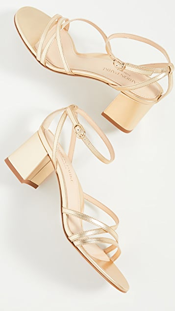 Marion Parke Bianca 60mm Sandals