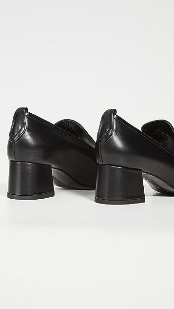 Marion Parke Phoenix Heeled Loafers