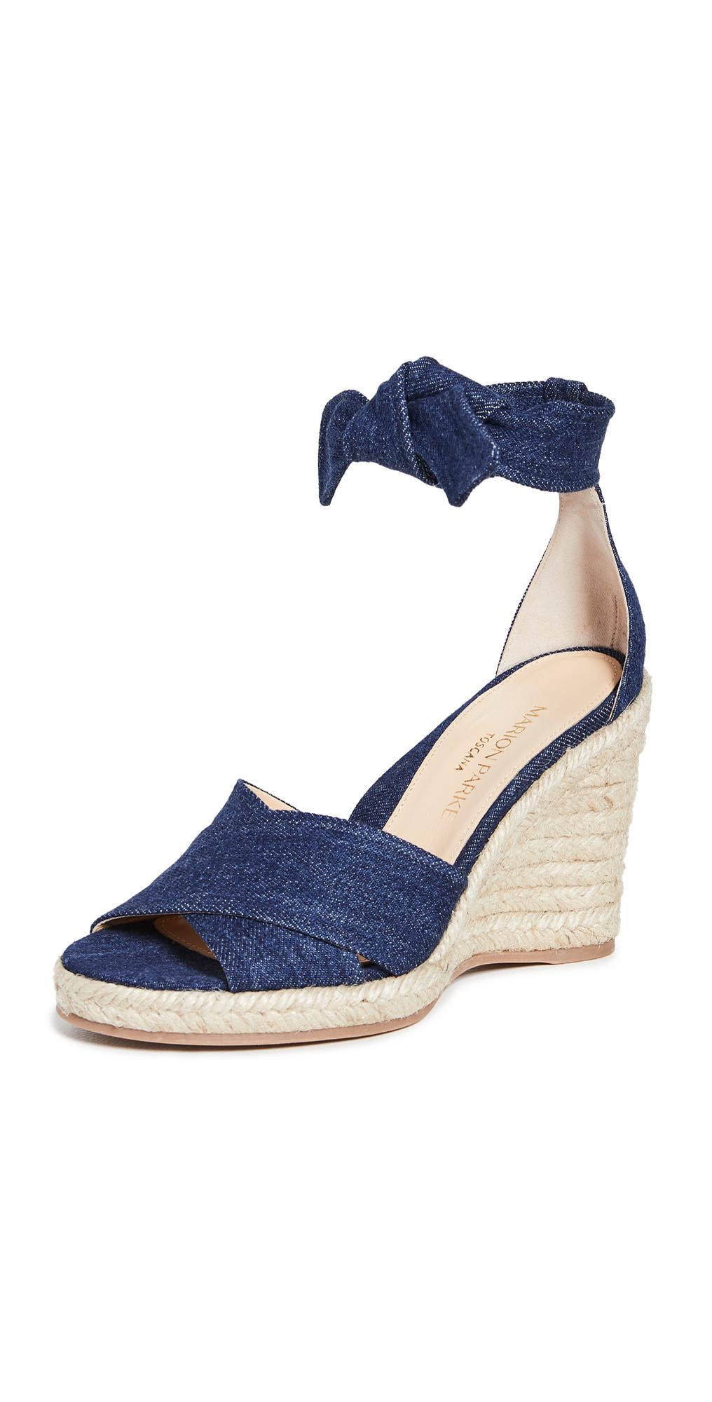 Marion Parke Leah Wedge Sandals