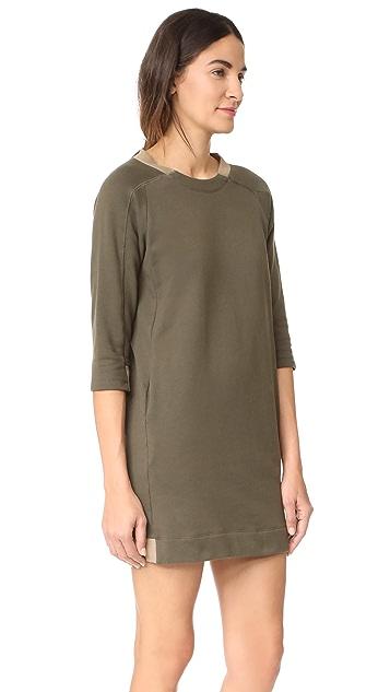 M.PATMOS Penn Sweatshirt Dress