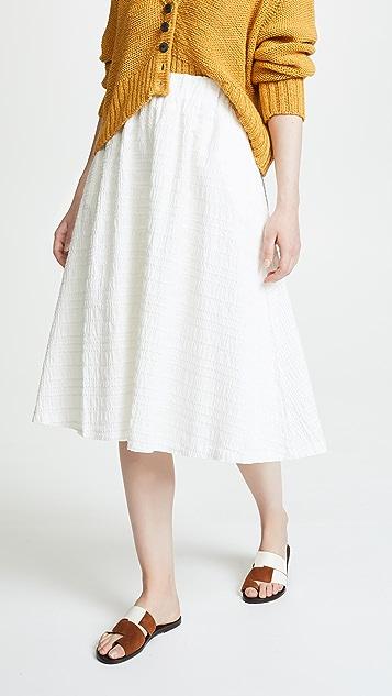 M.PATMOS Waxbill Metallic Skirt
