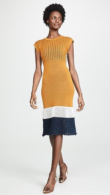M.PATMOS Трикотажное платье Sakonet