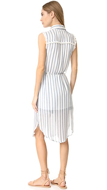 Moon River Stripe Dress
