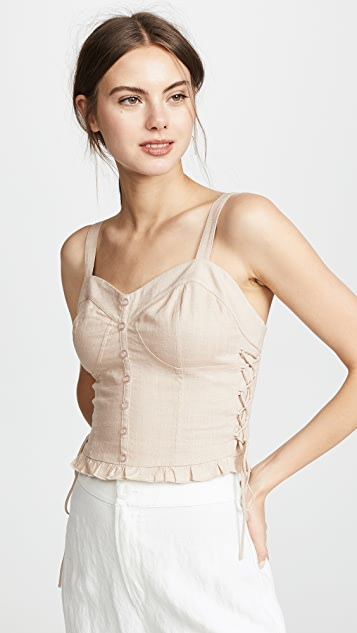 e093609c9be82 Moon River Bustier Top ...