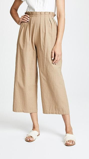 Moon River Ribbon Pants