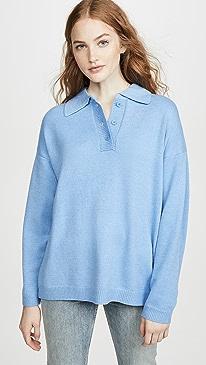 Oversized Collar Pullover
