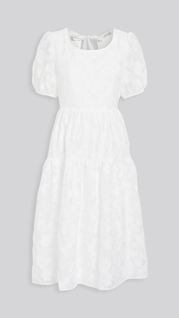 Moon River 娃娃装连衣裙