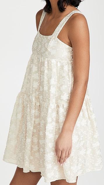 Moon River Fil Coupe Dress