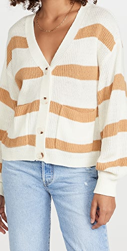 Moon River - Striped Sweater