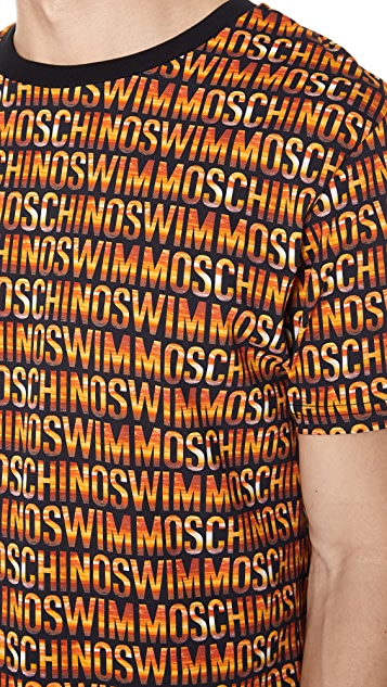 Moschino Text Tee