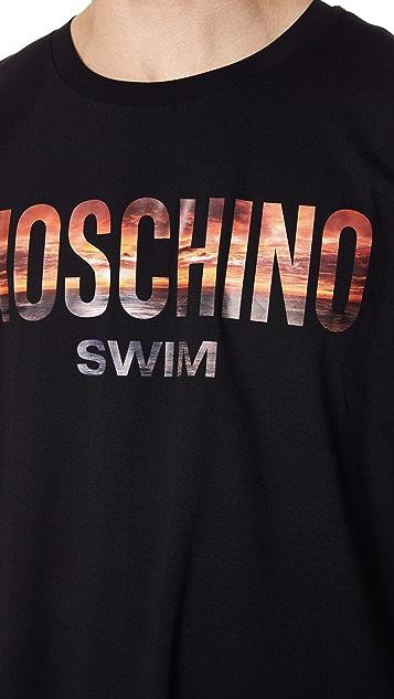 Moschino Moschino Swim Tee