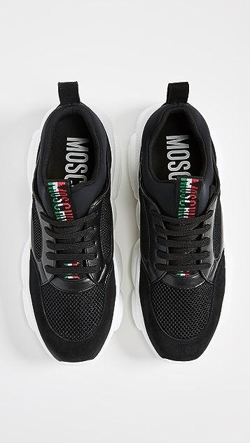 Moschino Runners