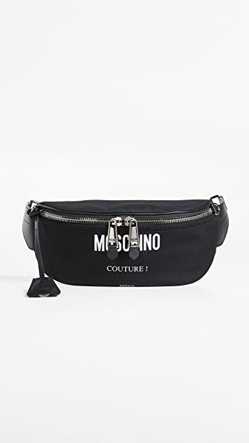 Moschino Couture Logo Bum Bag