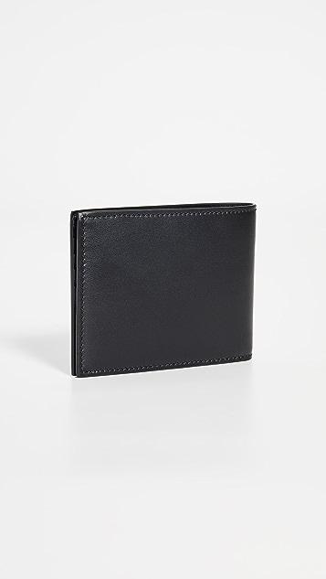 Moschino Couture Logo Wallet