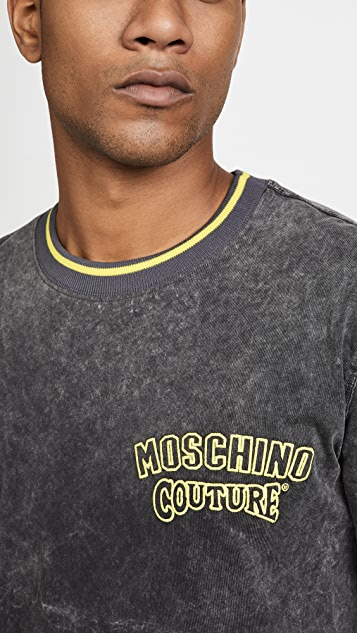 Moschino Vintage Wash Tee
