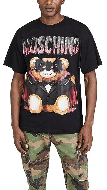 Moschino Vampire Teddy T-Shirt