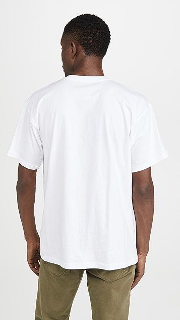 Moschino Moschino Pizza T-Shirt