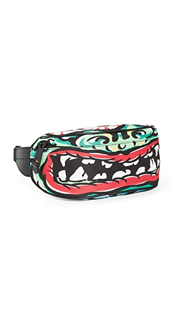 Moschino Printed Waist Bag