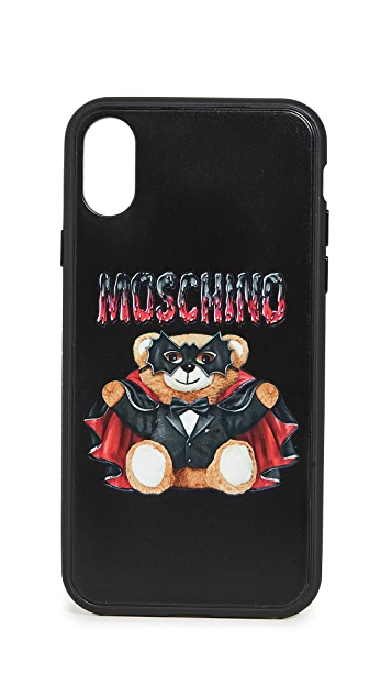 Moschino Teddy X / XS iPhone Case