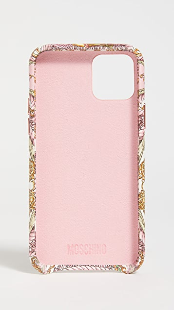 Moschino Print iPhone 11 Pro Case