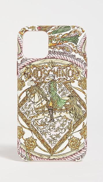 Moschino Print iPhone 11 Pro Case