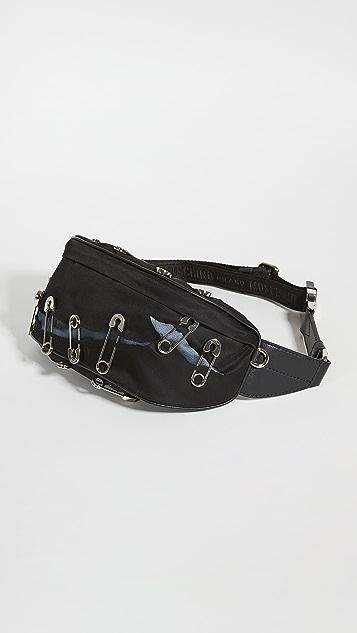 Moschino Safty Pin Waistpack