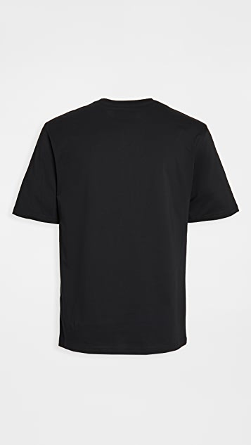 Moschino Hyperspace Logo Tee Shirt