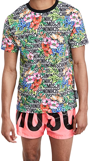 Moschino Lost and Found Tee