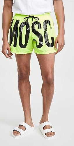 Moschino - Max Logo Swim Suit