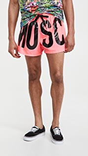Moschino Max Logo Swim Suit