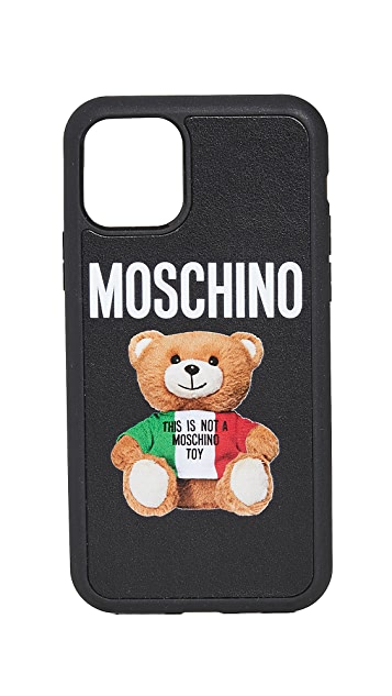 Moschino iPhone 11 Pro Case