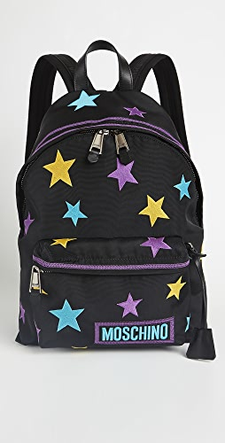 Moschino - Star Backpack