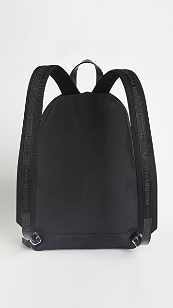 Moschino Star Backpack