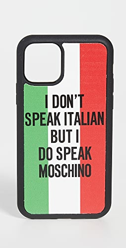Moschino - iPhone 11 Pro Case