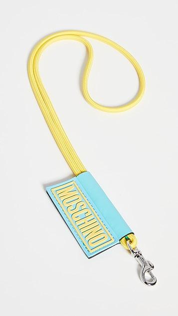 Moschino Keychain