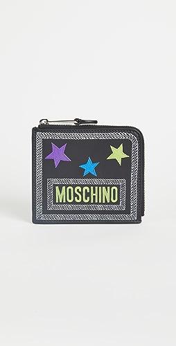 Moschino - Star Wallet