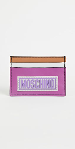 Moschino - Colorblock Cardholder