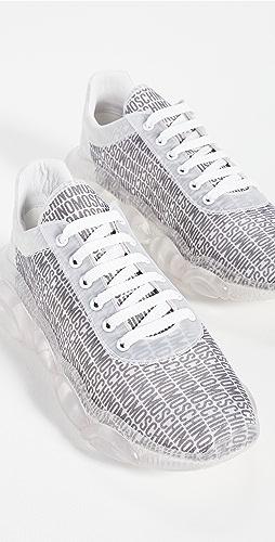 Moschino - Mesh Sneakers