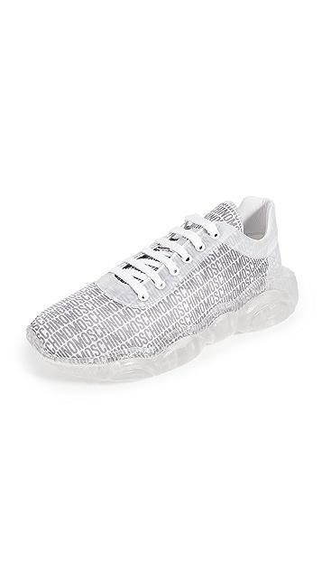 Moschino Mesh Sneakers