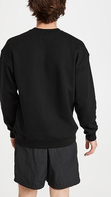 Moschino Moschino Couture Crew Neck Sweatshirt