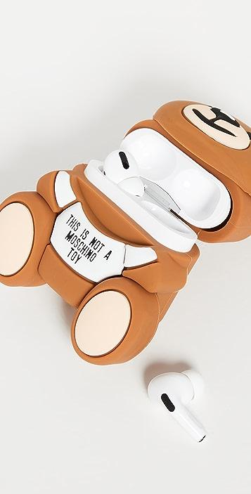 Moschino Moschino Teddy Airpods Case