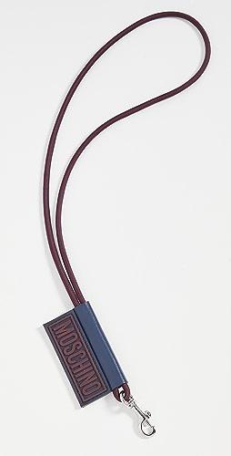 Moschino - Moschino Logo Keychain