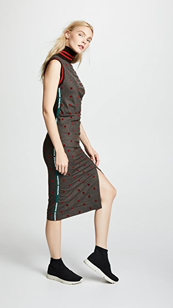 Marianna Senchina Sport Stripe Dress