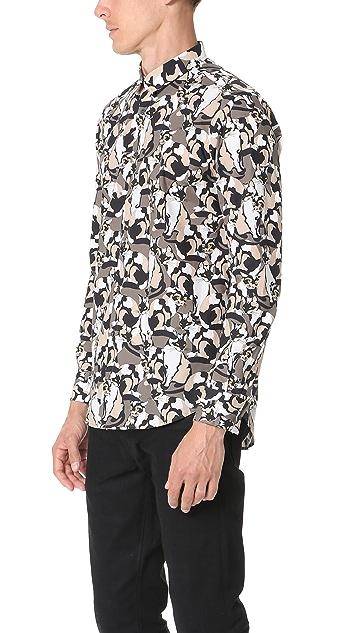 MSGM Printed Shirt