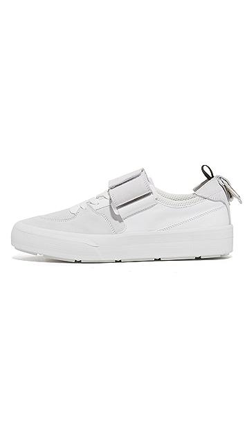 MSGM Ollie Skate Sneakers