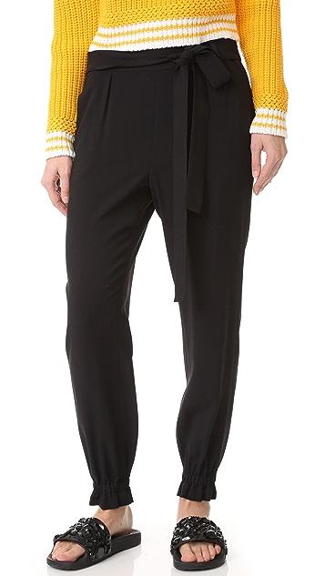 MSGM Jogger Pants